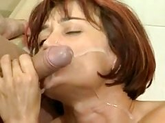 german mature fuck young guy