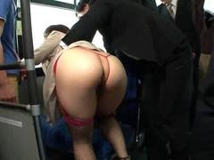 transformation of pervert desire to get on the bus feature