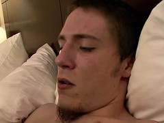 connects caught masturbating and his friend