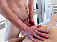 hd - manroyale shy nico is oiled and massaged