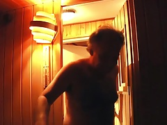 Hairy Chested Grandpa Fucks Teen With Tight Young Wet Pussy