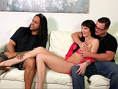Interracial have an intercourse with a wife