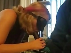 Non-pro - Funny Enthusiastic Cuckold Wife BBC Internal cumshot