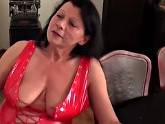 FUN MOVIES Horny Granny cant get enough