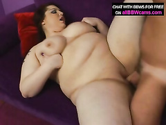 Plumper crimson hair plumbs with ample boobs and huge arse part two