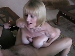 Titjob and furthermore Cum From Amateur Granny