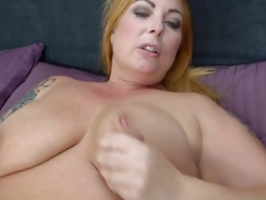 Fleshy mature woman enjoys fully hardcore fuck