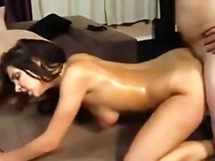 Older gentleman gets nicely fucked by young girl !