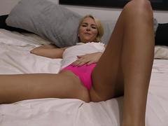Small titted MILF POV fuck - Aaliyah Love