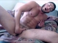 Sexy TransMan FTM Fingering Himself and Playing with Big Clit and Pussy