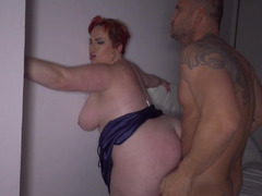 BBW found a great lover for her in the person of Nacho Vidal