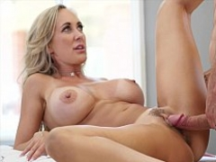 Pounding the impeccable Eager mom