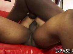 black dong for her holes video clip 1