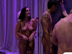 Sexy women have fun and a good fuck from nasty dudes
