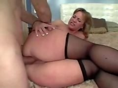 Big Ass Mommy Loves The Rectal Sex
