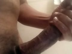 Edging my Dick