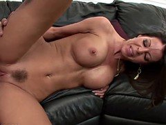 Adult mom Tabitha Stevens and her young lover