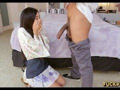 Interracial with Asian