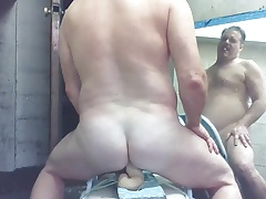 JoeyD Catholic Straight Dude F'n His Butt
