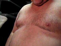 Fat bears with dildo