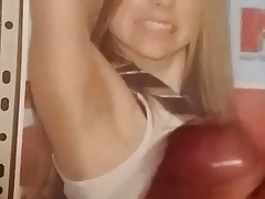Tribute to Avril armpits