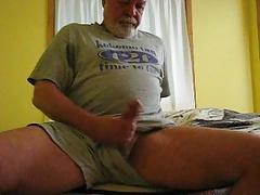 daddybear handsome cum