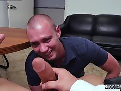 Straight dude sucking off cock