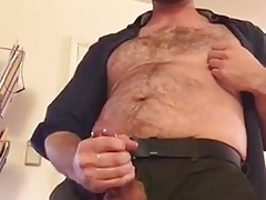 This gay is hot! Cum in suits