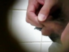 Small Uncut Willies At the Urinal Vol.2