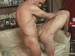 Hungry for purple rod tight welcoming bum