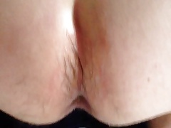 Stretching my ass