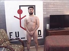 Fit Adrian returns for prostate stimulation