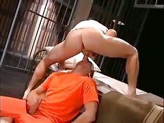 Hot Prison Guys Making Out