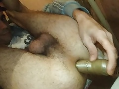 Playing with my hot ass