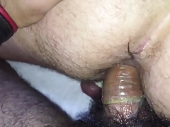 Fucking the slave  with Daddy