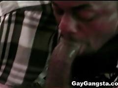 Hot Gay Black Men In Hardcore Ebony Anal Sex