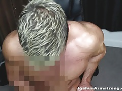 A Studs Leather Cock