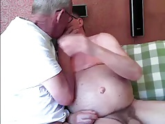 grandpa couple on cam
