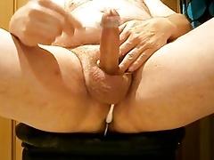 prostate anal and pleasure cumshot