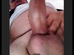 mexican daddy watchin my cock