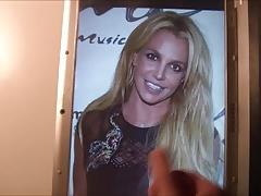 Britney Spears Cum Tribute 61