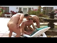 Filthy Guys Anal Outdoor