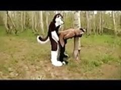 Gay Furries In The Woods