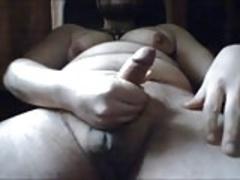 Chubby wank 2
