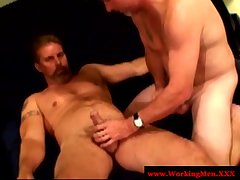 Gaystraight biker gets assfucked