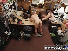 Horny guys enjoy oral sex for money