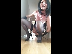 A tribute the sexy Vicky a French Trans 1