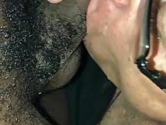 my big black gay cock