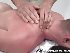 FalconStudios Brent Corrigans Internal Ass Massage