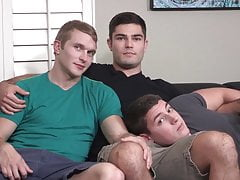Sean Cody - Bareback Threesome with Pete Tanner and Forrest